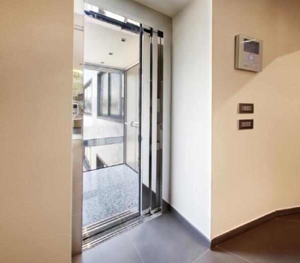 曳引式家用电梯展示图片